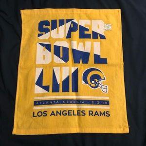 Super Bowl LIII Rally Towel